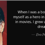 Best Quotes by Elvis Presley about Movies