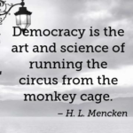 Best Quotes by H. L. Mencken about Government