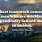 Best Quotes by James Cash Penney