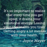 Best Quotes by Joyce Meyer about Relationship