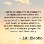 Best Quotes by  Liu Xiaobo about Society