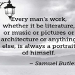 Best Quotes by Samuel Butler about Architecture