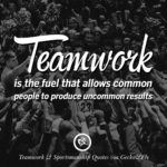 Best Sports Quotes About Teamwork Twitter