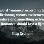 Billy Graham Romance Quotes