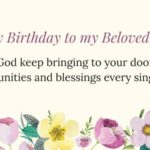 Birthday Blessings For Sister Pinterest