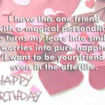 Birthday Quotes For Best Friend Girl Facebook
