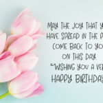 Birthday Quotes For Mother Pinterest