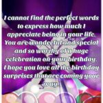 Birthday Quotes For Special Friend Twitter