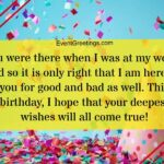 Birthday Well Wishes Facebook