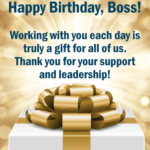 Birthday Wishes For Boss Facebook