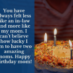 Birthday Wishes For Future Mother In Law Facebook