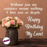 Birthday Wishes For Husband For Twitter