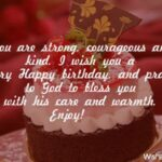 Birthday Wishes To A Strong Woman Twitter
