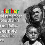 Black Father and Son Quotes