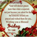 Blessed Friday Morning Quotes Twitter