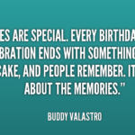 Buddy Valastro Quotes About Birthday