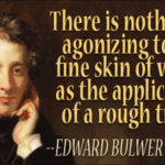 Bulwer Lytton Quotes Tumblr