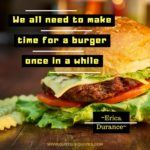 Burger Quotes Pinterest