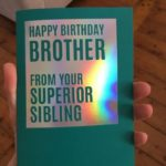 Caption For Brother Birthday Tumblr