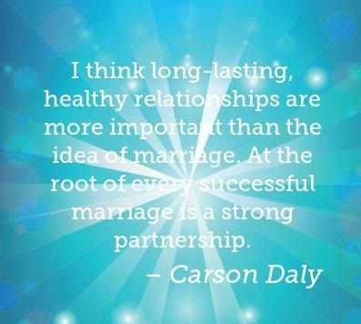Carson Daly Quotes About Anniversary