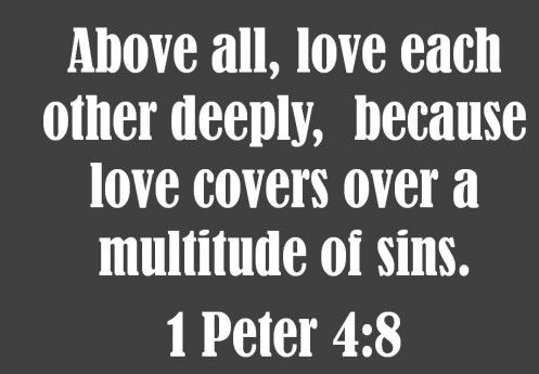 Christian Quotes about Love and Forgiveness