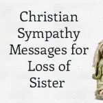 Christian Sympathy Images With Quotes and Sayings