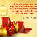 Christmas Celebration Quotes