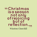 Christmas Quotes by Winston Churchill