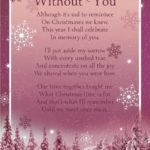 Christmas Without Family Quote Facebook