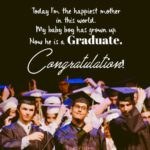 College Graduation Wishes For Grandson Facebook