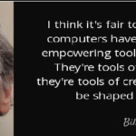 Computers Quotes by Bill Gates