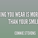 Connie Stevens Quotes About Smile