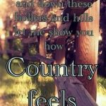 Country Girl Quotes From Songs