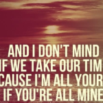 Country Love Song or Quotes
