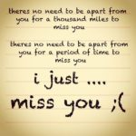 Cute I Miss You Quotes Flickr