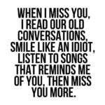 Cute I Miss You Quotes and Text for Him