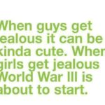 Cute Jealousy Quotes Tumblr