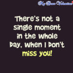 Cute Miss You Quotes For Her