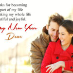 Cute New Year Wishes For Boyfriend Facebook