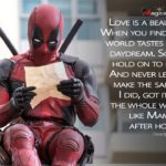 Deadpool 2 Trailer Quotes Twitter