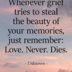 Death Quotes For Loved Ones Pinterest