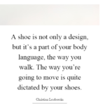 Design Quotes by Christian Louboutin