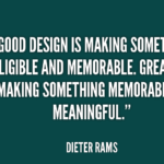 Dieter Rams Quotes About Design