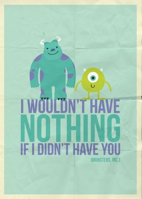 Disney Movie Quotes About Friendship Flickr