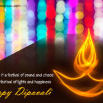 Diwali Wishes Animation