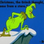 Dr. Seuss Quotes About Christmas