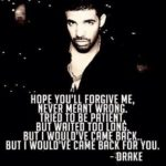 Drake Break Up Quotes Flickr