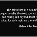 Edgar Allan Poe Death Quotes Tumblr