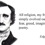 Edgar Allan Poe Quotes About Imagination