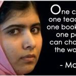 Education Quotes Malala